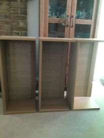 IKEA Billy Bookcase Extension Unit (Oak)