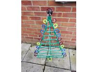 Outdoor Christmas Rope Light Decorations - 3 available