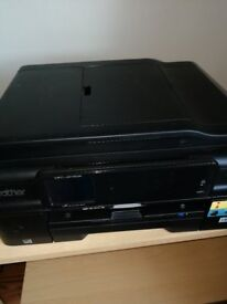 Brother Printer/Scanner MFC J870DW - Print - Copy - Scan - Fax - good condition