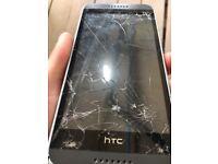 HTC Desire dual slim 650