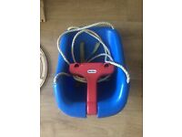 Little Tikes Baby/Toddler Swing Seat without frame