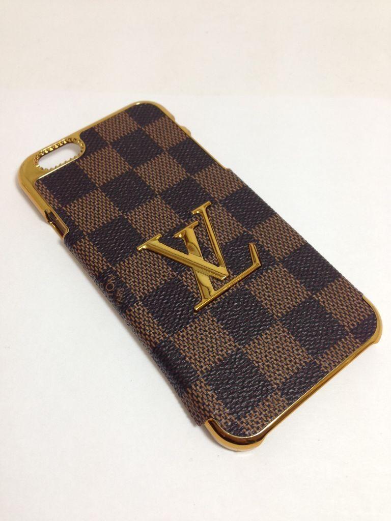 Luxury Fashion Designer PU leather case For iphone 6