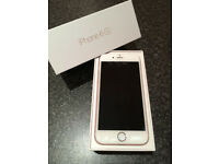 IPHONE 6S - 64GB - ROSE GOLD
