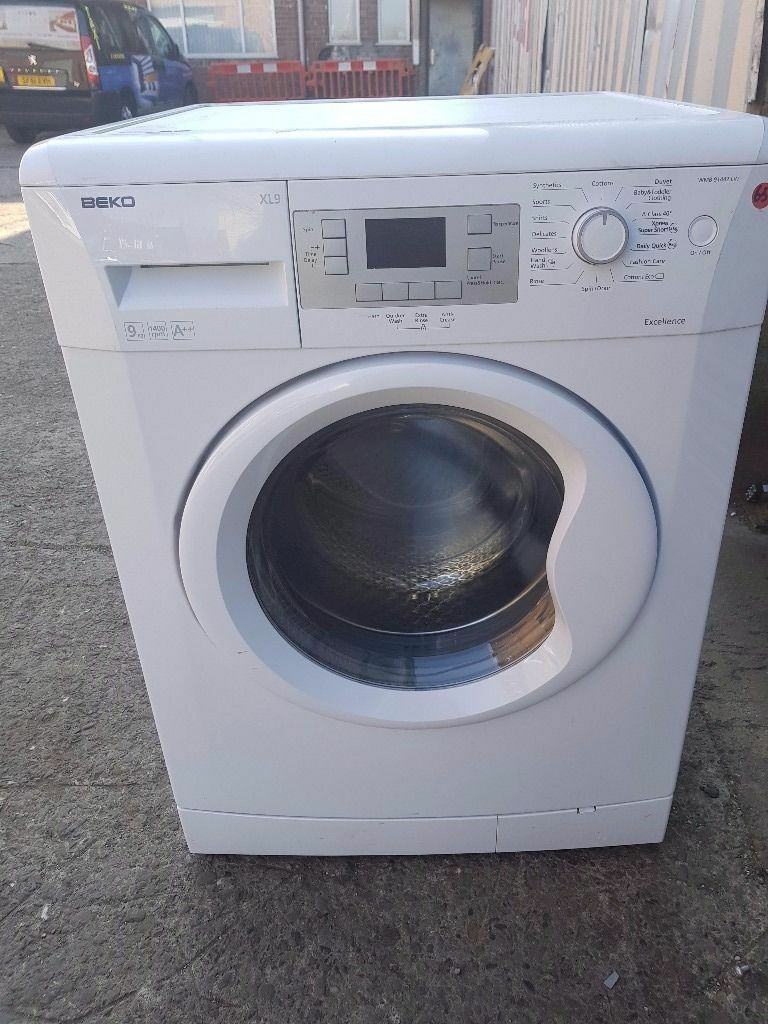 Beko Washing Machine (9kg6 Month Warrantyin Liverpool City Centre, MerseysideGumtree - Beko Washing Machine (9kg, 1400 spin) A Excellent Condition Fully Refurbished 6 Month Warranty Free Local Delivery Removal Of Old Appliance Many Makes and Models Liverpool Appliances 25 County Road Walton L4 3QA