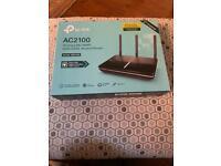 TP-LINK AC2100 Modem Router VDSL/ADSL