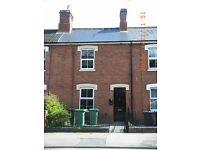 A furnished 4 bedroom house share in the city centre.