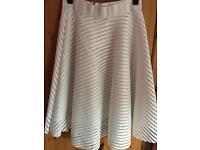 New Look White Skirt - 16