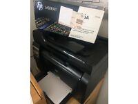 Laser jet colour printer