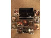 Playstation 3 + games bundle