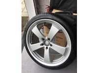 **REDUCED **20 INCH ALLOYS +255/35/20 TYTRES