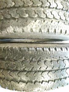 LT 275/70R18x2 FIRESTONE TRANSFORCE USED FOR SALE