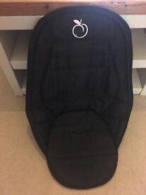 iCandy Peach Black Majic Main Seat Liner