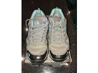 North Face Women's Walking Boots - Size 6