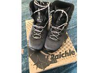 Raichle winter mountain boots size UK 6.5