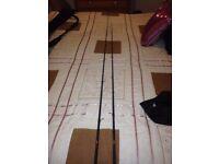 shimano beastmaster 9/11 feeder rod parts