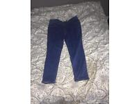 New look high waisted jeans