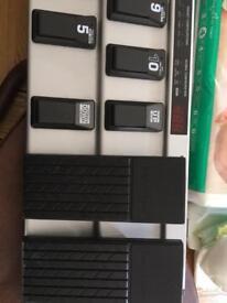 Behringer FCB 1010 midi control pedal