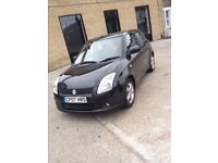 Sukuki swift 2007 5door AUTO low mileage