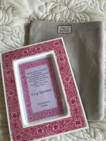 Picture frame in gift sleeve