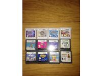 Nintendo 3ds and normal ds games