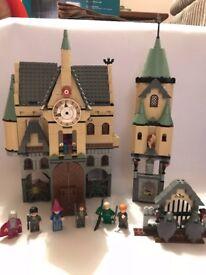 HARRY POTTER LEGO - Set 4757 - Hogwarts Castle (2nd edition) - Complete set!