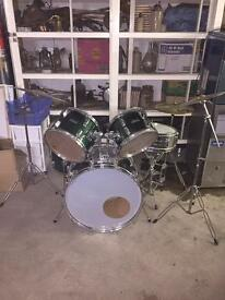 CHEAP pearl maxwin drum kit