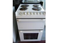 Tricity Bendex Paragon 55cm Dual Grill Double Oven Electric Cooker. Good Working Order