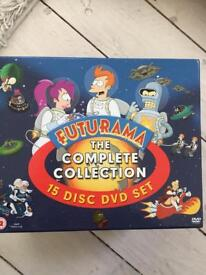 Futurama complete collection