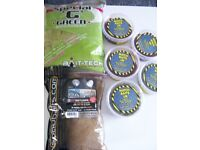 Fishing groundbait Special G One to One Paste and 5 Tubs of Soft Hook Pellets New Sealed