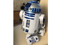 Star Wars: The Force Awakens Robotic R2D2