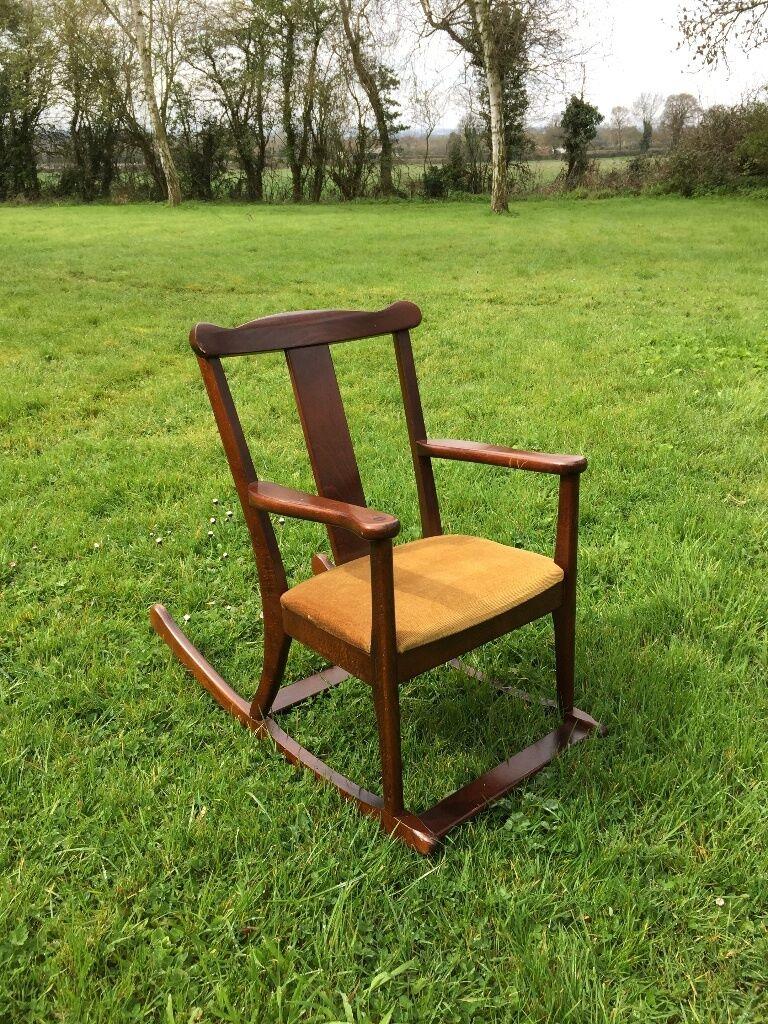 Children 39 s parker knoll rocking chair in milton keynes buckinghamshire gumtree - Knoll rocking chair ...