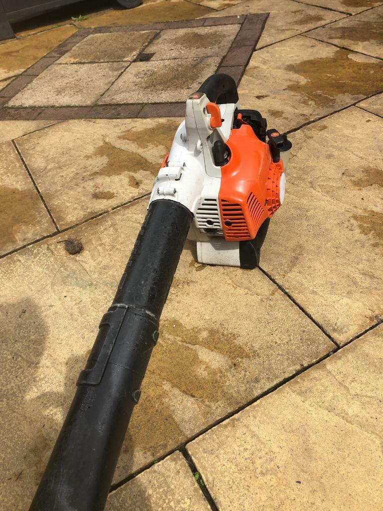 Stihl Backpack Blower Running Rough - Swiss Paralympic