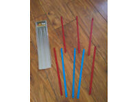 Used Hacksaw Blades