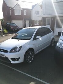 Ford Fiesta st 58 plate excellent condition 35000 miles