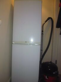 fridge freezer & hoover