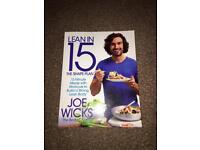 Lean in 15 Joe Wicks book