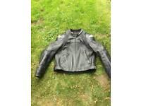 Dainese Bora, leather jacket
