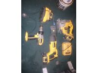 Dewalt tools 18 volt