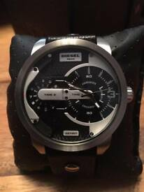 Brand New Diesel Watch with Tag