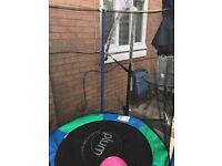 6ft trampoline