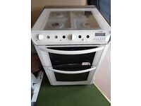 Gas cooker New Hotpoint