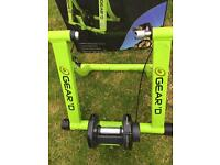 Nearly new Turbo bicycle trainer