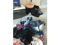 Job lot clothes sizes 12-16