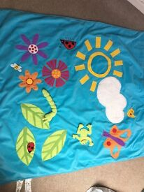 Play mat - Colourful Baby Mat - only £5