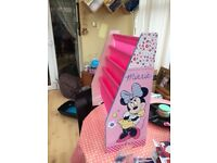 Minnie Mouse Bookcase.