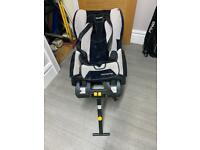 Recaro Young Expert Plus Car seat & Isofix base