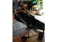 Quinny Zapp Xtra2 Pushchair / Stroller / Pram