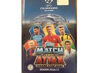 Match attax champions league bundle of 20 cards