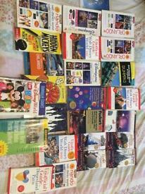 Orlando Florida Disney World travel books
