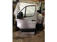 MERCEDES SPRINTER COMPLETE WING MIRROR DRIVER/PASSENGER SIDE